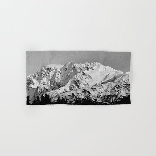 Kenai Mt Glacier Two Hand & Bath Towel