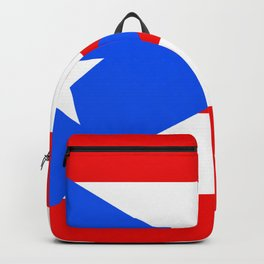 Flag of Puerto Rico Backpack