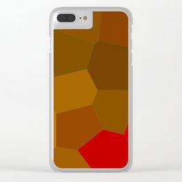 Cha cha Clear iPhone Case