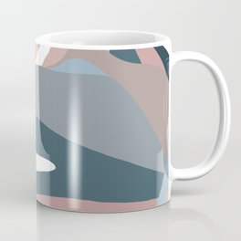 Monstera Pastels Coffee Mug
