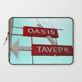 Classic tavern sign Laptop Sleeve