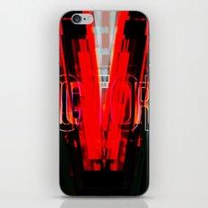 VICTORY-V iPhone & iPod Skin