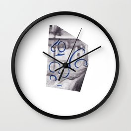 Action Wall Clock