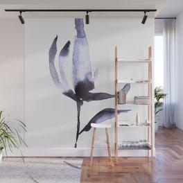 Organic Impressions 8 by Kathy Morton Stanion Wall Mural