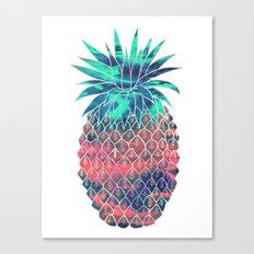 Maui Pineapple Canvas Print