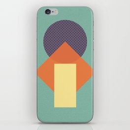 Cirkel is my friend V4 iPhone Skin