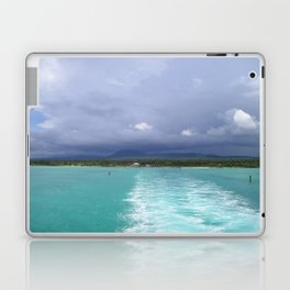 Sea Landspace Laptop & iPad Skin