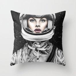 Her Universe Throw Pillow