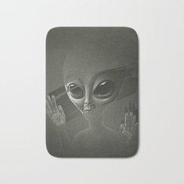 Alien Bath Mat