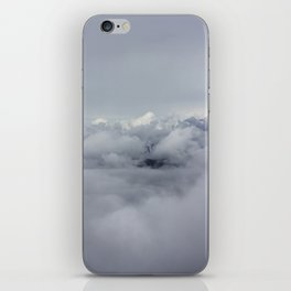 Mount Pilchuck 03 iPhone Skin