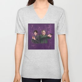 Wouldn't It Be Good Unisex V-Neck