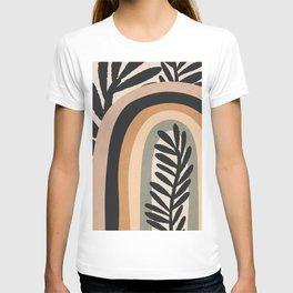 Abstract Art Rainbow 2 T-shirt