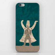 There is another me, deep inside of me iPhone & iPod Skin