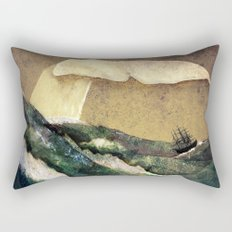 Moby Dick Rectangular Pillow