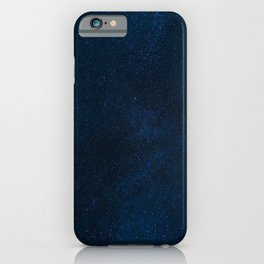 Super Milky Way iPhone Case
