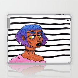 Bubblegum Black Laptop & iPad Skin