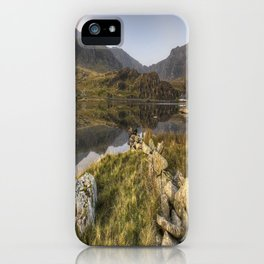 Lead Me To Ogwen iPhone Case