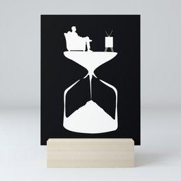 Hourglass Mini Art Print