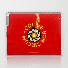COITUS NON CIRCUM 011 Laptop & iPad Skin