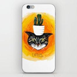 Catus. iPhone Skin