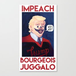 Trumpalo Canvas Print