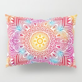 Madala Ombre Colorful Pillow Sham