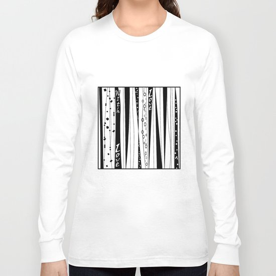 With love .2 Long Sleeve T-shirt