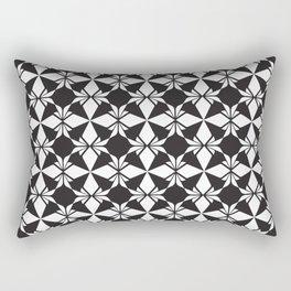 Minimal Motif Pattern 4 Rectangular Pillow