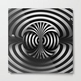 High Mind Metal Print