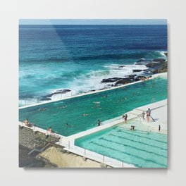 Bondi living Metal Print