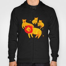 Lion Family Hoody