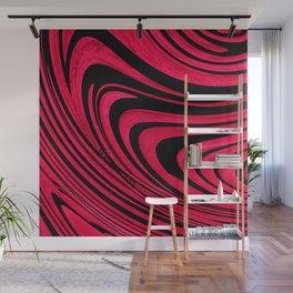 PewDiePie's Wave Wall Mural