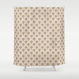 Geomatric it is Shower Curtain