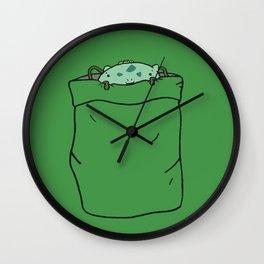 Bulba-saur Pocket Monster... Wall Clock