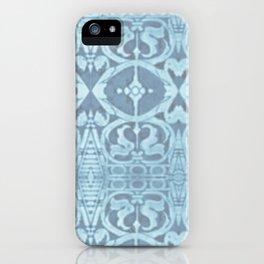 San Lorenzo Blue iPhone Case