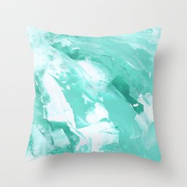 Abstract 1007 Throw Pillow