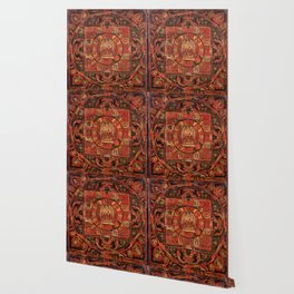 Mandala of Amogapasha Wallpaper