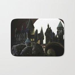 Nightmare Before Hogwarts Bath Mat