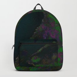 Glow in the Dark Otter Backpack