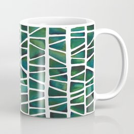 Shape Stripe Coffee Mug