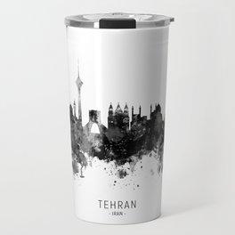 Tehran Iran Skyline Travel Mug