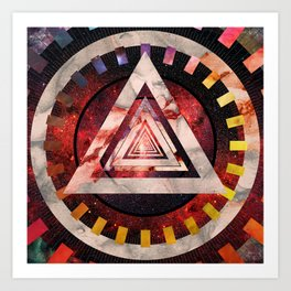 Cosmos MMXIII - 07 Art Print