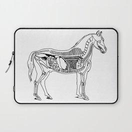Horse (Inside) Laptop Sleeve