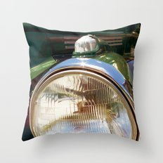 201 Throw Pillow
