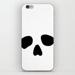 Skull eyes iPhone Skin