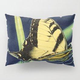 Yellow Tiger Swallowtail Butterfly A125 Pillow Sham