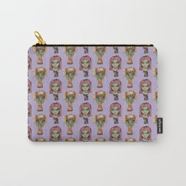 alien girls fast-food Carry-All Pouch
