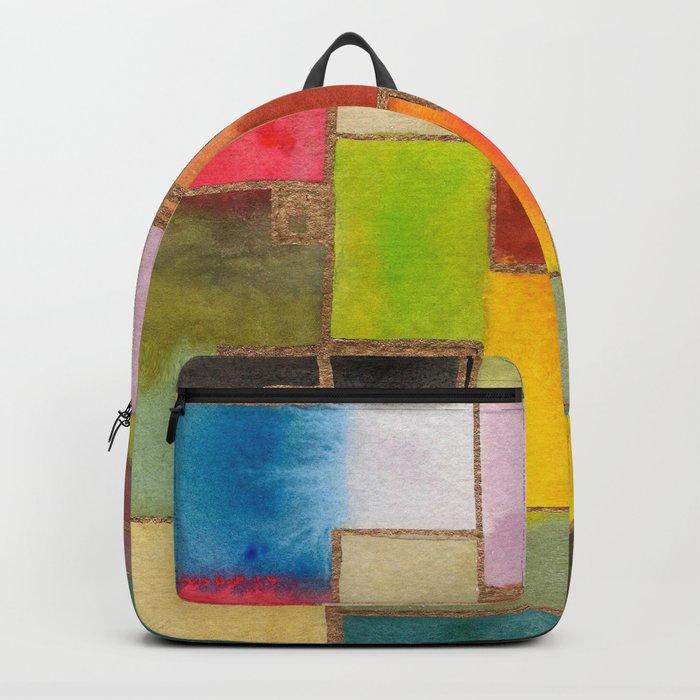 Improvisation 06 Backpack