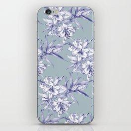 Lilium Speciosum iPhone Skin