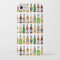 beer iPhone & iPod Cases featuring BEER by BearandBugle